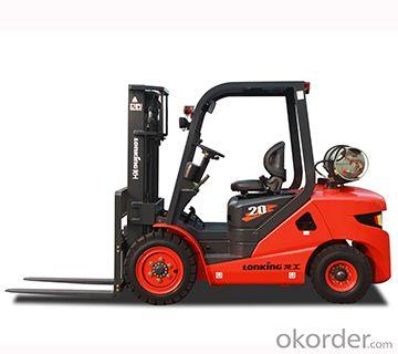 LONKING Brand Electrical Forklift LG20GLT