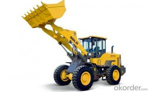 SDLG Brand Wheel Loader with 3ton Loading Capacity LG33L