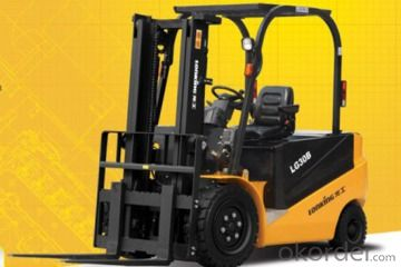 LONKING Brand Electrical Forklift LG30B