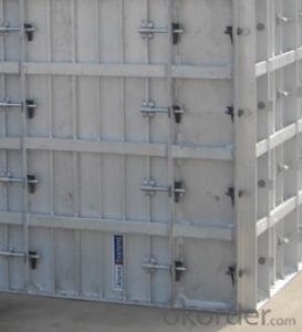 LOW COST OF WHOLE ALUMINUM FORMWORK SYSTEM