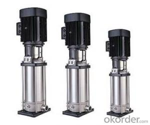 CDL Stainless Steel Vertical Multistage Centrifugal Pump