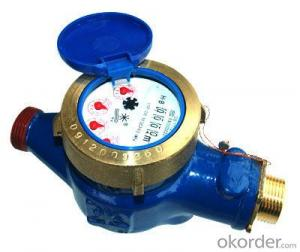 Water Meter IP69 Dry Dial RF Card Prepaid on Sale