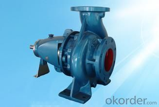 Single Stage End Suction Centrifugal Pump Ga Series