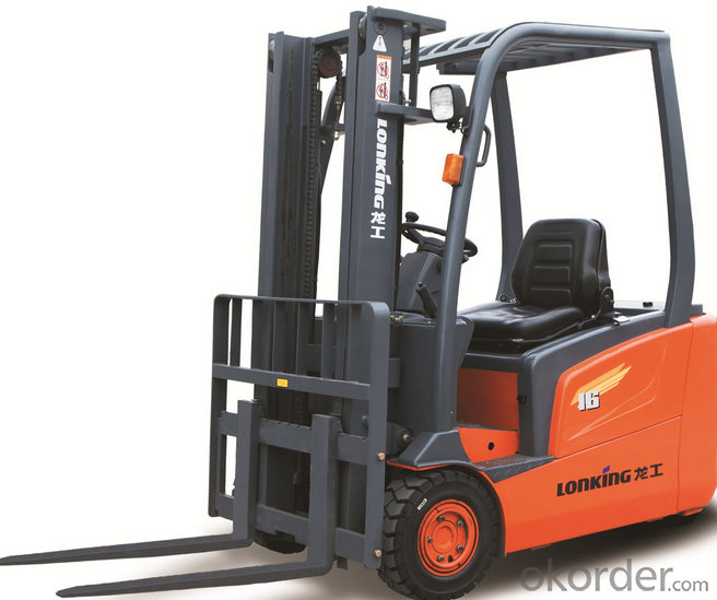 LONKING Brand Electrical Forklift LG16BE