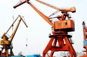 Shipyard Portal Jib Crane