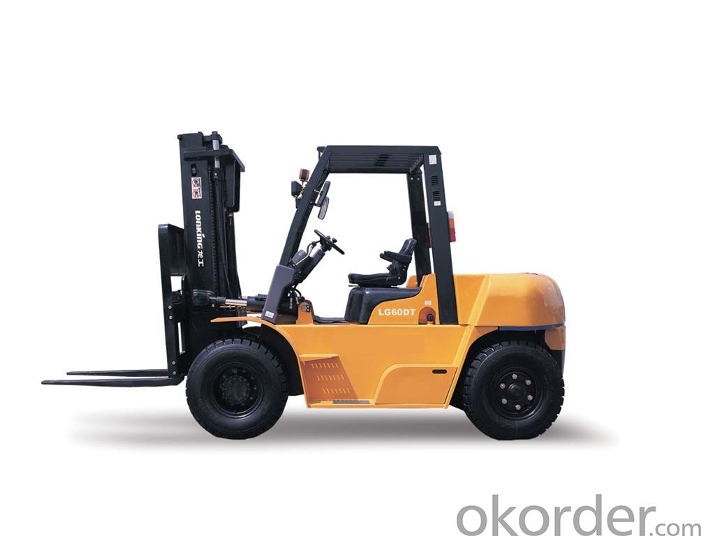 LONKING Brand Electrical Forklift LG35B