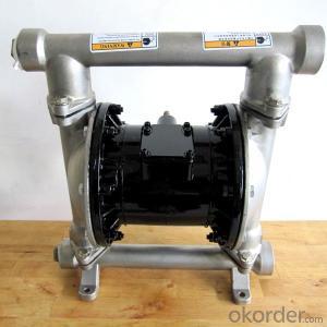 Air Driven Double Diaphragm Pump QBY Series
