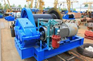 Fast Speed Electric Winch