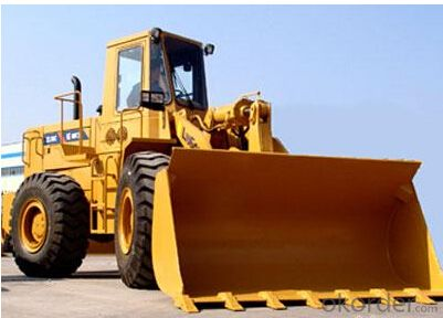 Wheel loader with bucket capacity  of 3.5 m3 operating weight 20T