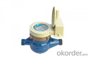 Water Meter IP68 Dry Dial RF Card Prepaid on Sale with Good Quality