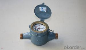 Water Meter IP69 Dry Dial RF Card Prepaid on Sale Made in China
