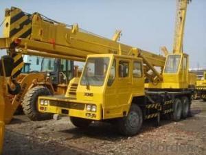 Telescopic Truck  Straight arm  crane with 10T
