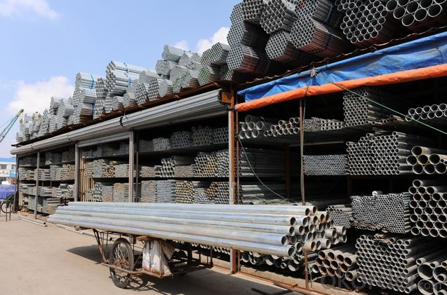 Steels Manufacture Building Material  from China on Sale