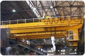 Buy Steel Plant Use Hot Environment Charging Crane Price