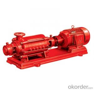 Diesel Engine Fire Centrifugal Pump XBC Series