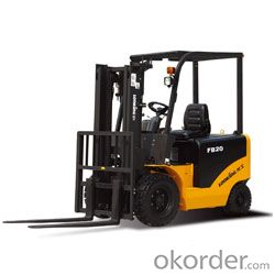 LONKING Brand Electrical Forklift FB25(AC)