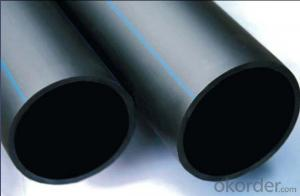 DN250mm High impact PVC Pipe for water supply