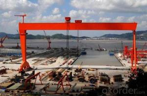 Ship Building Gantry Crane