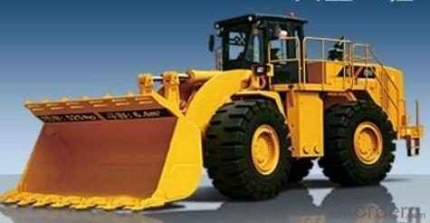 Wheel loader  with model number CLG835 Cummins