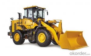 SDLG Brand Wheel Loader with 3ton Loading Capacity LG938L