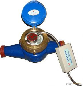 Water Meter IP68 Dry Dial RF Card Prepaid from China