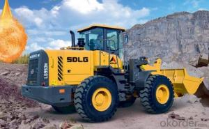 SDLG Brand Wheel Loader with 5ton Loading Capacity LG953N
