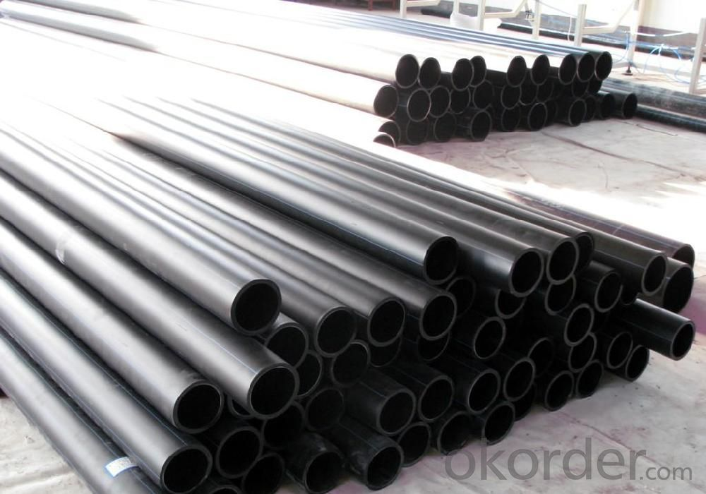 DN40mm HDPE pipes for water supply on Hot Sale