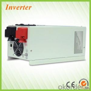 Solar Power Inverter AVR 500-5000VA 2015 Very Popular CE Excellent Quality Approved