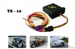 Low Power Consumption IP67 Economic Waterproof Motorcycle/Scooter Vehicle Fleet GPS Tracker