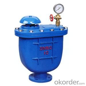 Air Evacuation Valve with Solar Water Heater Exhaust Valves on Sale from China