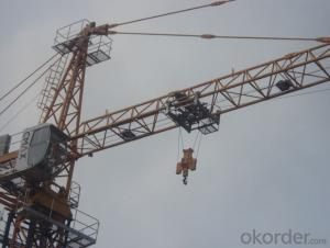 Tower Crane TC7034 Construction Equipmen For Wholesaler Sales