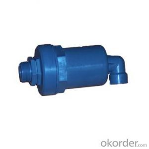Air Evacuation Valve with Solar Water Heater Exhaust Valves and Solar Water Heater Parts