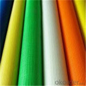 E-glass Fiberglass Wall  Mesh for Buildings Material