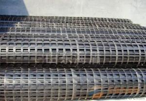 Geogrid with High Tensile Strength CE Certificate  for Construction