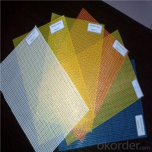 C-glass Fiberglass Mesh for Buildings  Materials
