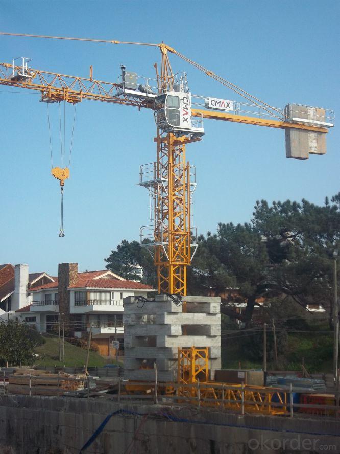 Tower Crane TC5610 Construction Equipment Part Wholesaler Sales