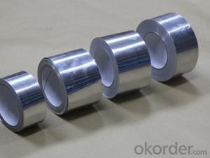 Aluminum Foil Tape; Insulation Foil Tape, T-S2601P