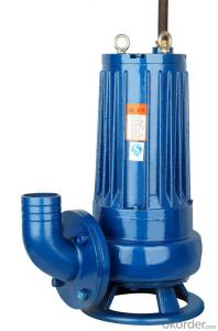 AS Splitting Non Clogging Submersible Sewage Pump
