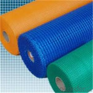C-glass Fiberglass Mesh for Architectures  Material