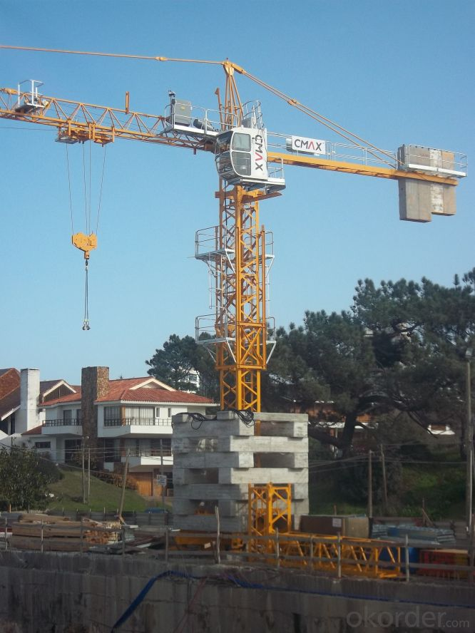 Tower Crane TC7034 Construction Sale Equipmen Building Machinery
