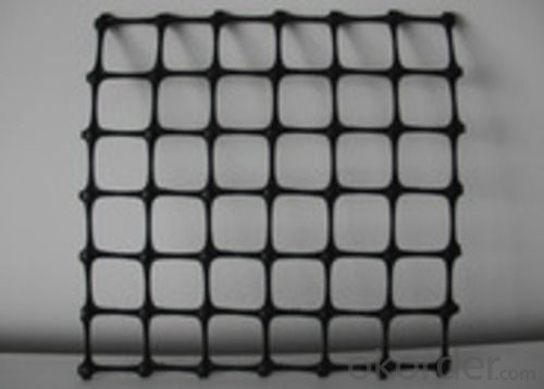 Polyester Geogrid with CE Certificate  for Construction