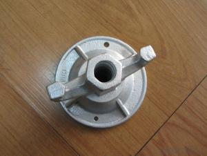Forged 17mm Formwork Nut