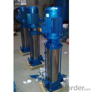 Vertical Stainless Steel Centrifugal Inline Pump