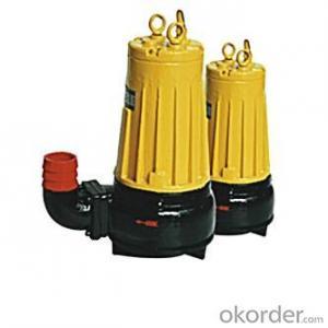 AS Splitting Non Clogging Submersible Sewage Pump