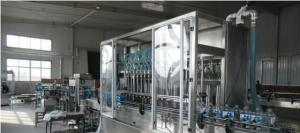 Fabric Cleaner Filling Machine for Packaging