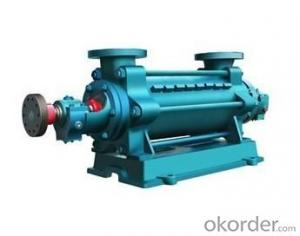 Horizontal Multi Stage Centrifugal Pump (D)