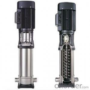 Vertical Stainless Steel Centrifugal Inline Pump
