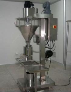 Automatic Powder Filling Machine for Packaging