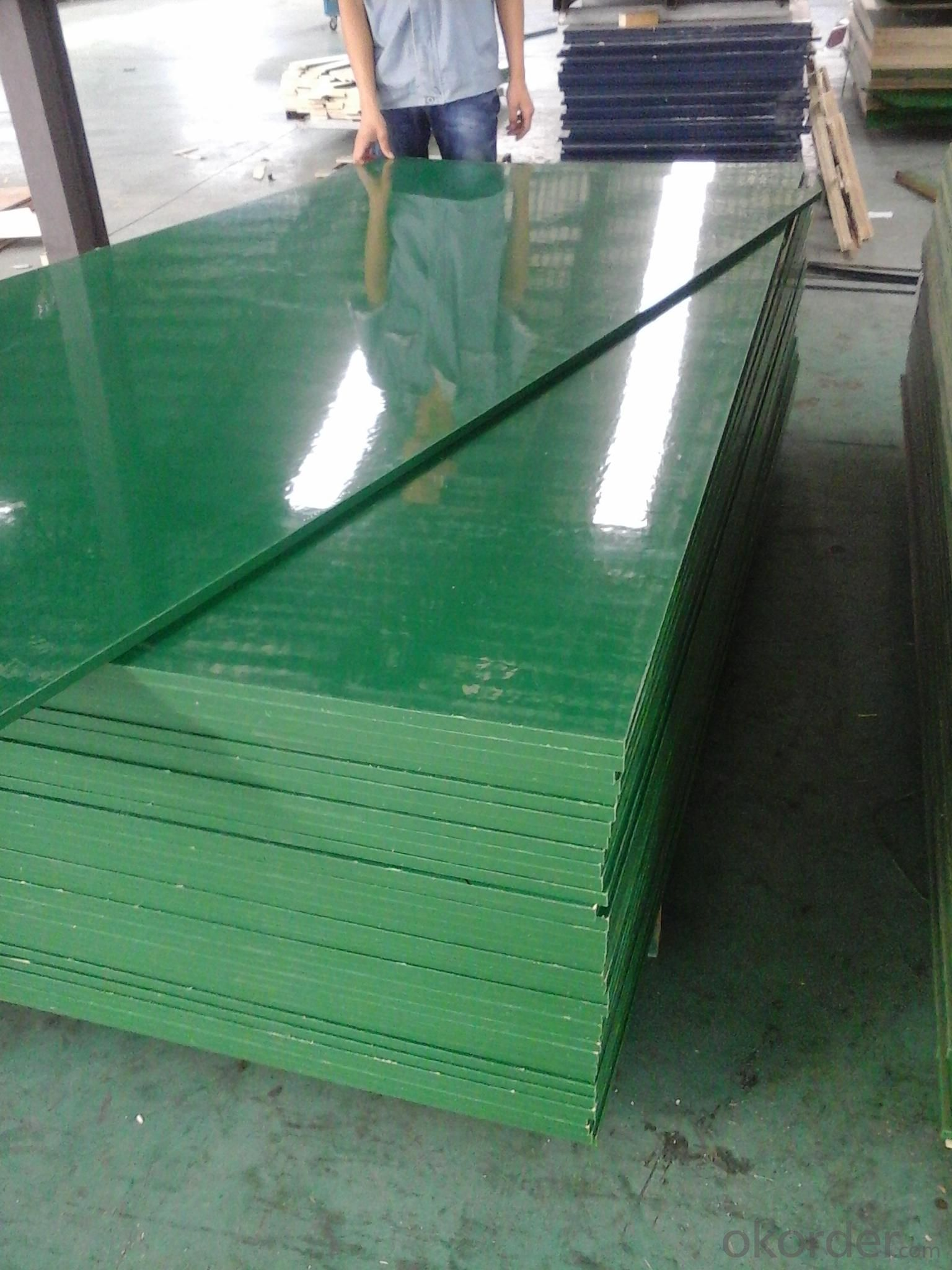 WPC Plyform steel frame with plywood reusable for concrete forming