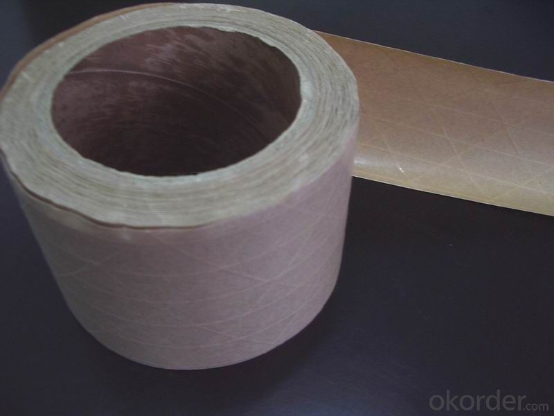 Kraft Paper Tape Made of Crepe Paper of High Price